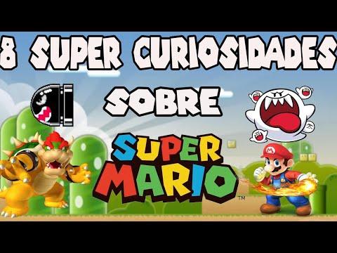 8 Super Curiosidades Sobre Mario