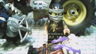 LEGO Ninjago Close The Circle MUSIC VIDEO!