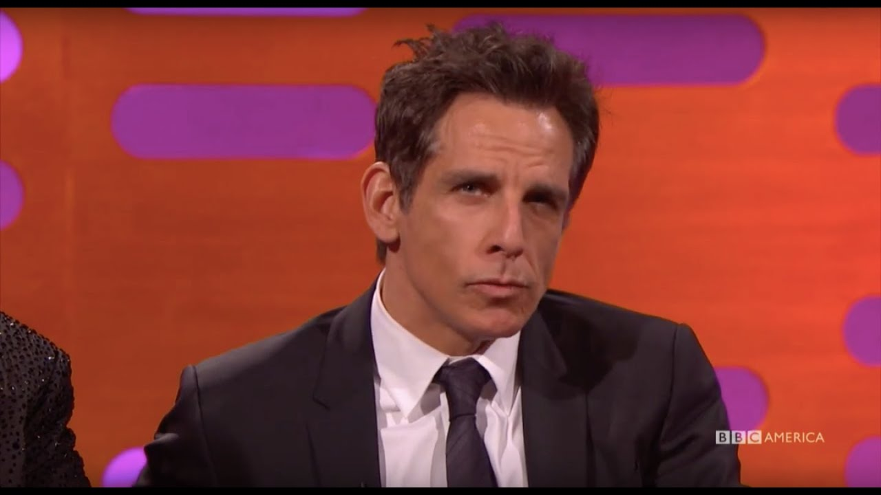 """How To Do Zoolander's """"Blue Steel"""" Look - The Graham Norton Show"""