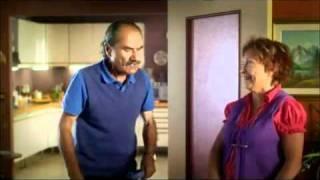 Pouet pouet scene de menage Huguette et Raymond
