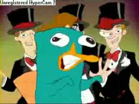 Funny Phineas and Ferb Scenes