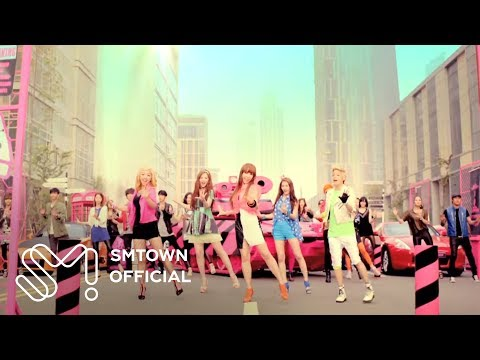 에프엑스 hot Summer music Video video
