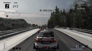 Gran Turismo 4 - Toyota Celica GT-FOUR Rally Car (ST185) '95 PS2 Gameplay HD
