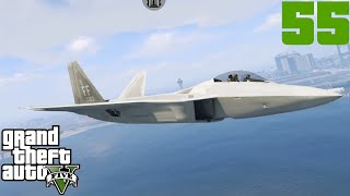 GTA V Mods #055 | F-22 Raptor [Deutsch] [HD]