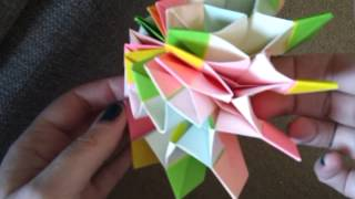 Origami Firework