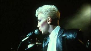 Watch Eurythmics Sexcrime video