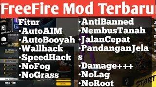 CHEAT TERBARU FREE FIRE 24 MEI 2018