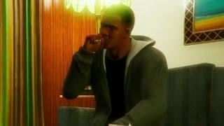 GTA 5 - Can't Stop Smoking Weed