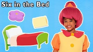 Six in the Bed + More | Mother Goose Club Nursery Rhymes
