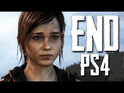 Last of Us Remastered PS4 - Walkthrough Part 51 - Ending