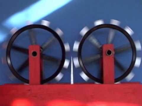 Permanent Magnet Motor - YouTube