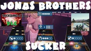 Jonas Brothers - Sucker - Rock Band 4 DLC Expert Full Band (July 2nd, 2019)