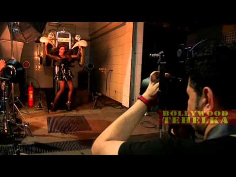 Celebrities HOT PhotoShoot Full Making Video Wach Online by Dabboo Calendar 2015 !