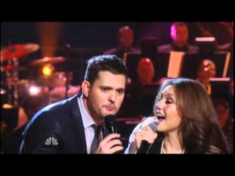 Michael Buble ft Thalia - Feliz Navidad (Christmas Special) Music Videos