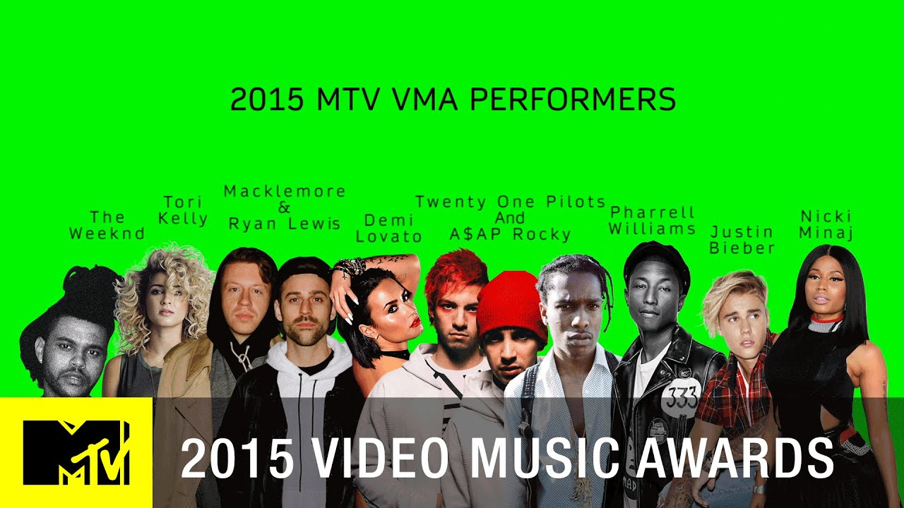 VMA 2015: And The Performers Are… | MTV
