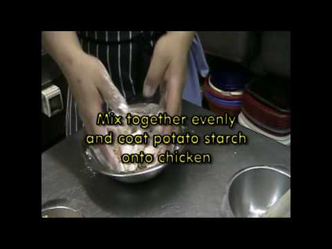 Qi China Society video: Chinese cuisine- Shredded Smoked Chicken