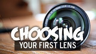 The Perfect First Lens