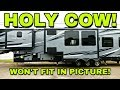 Huge TOY HAULER from Jayco! The SEISMIC! Must see