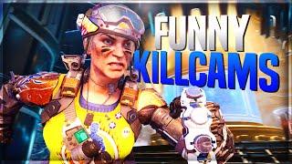 Black Ops 3: Funny Killcams! Tomahawks Trickshots & More!
