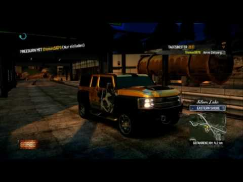 Burnout Paradise Boost-Hack