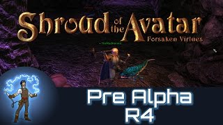 Shroud Of The Avatar: The Mad Hermit's Guide To Pre Alpha Release 4