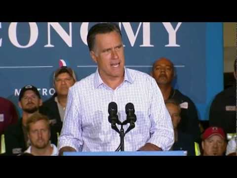 Mitt Romney: Saying Anything to Get Elected