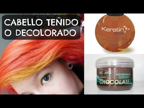 ♥ CÓMO CUIDAR EL CABELLO DECOLORADO/CON TINTES FANTASÍA ♥