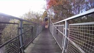 Wied River Bike Path (Germany)  - virtual cycling - indoor cycling training