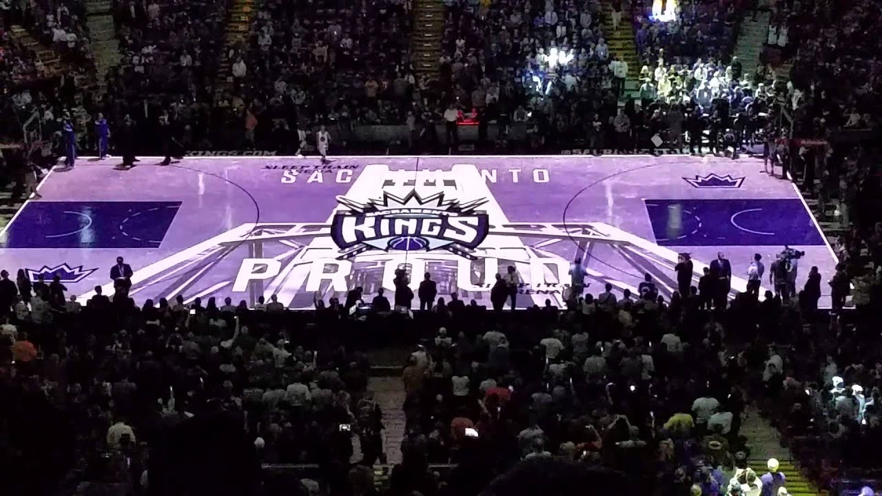 Sacramento Kings Opening Night 20142015 NBA YouTube
