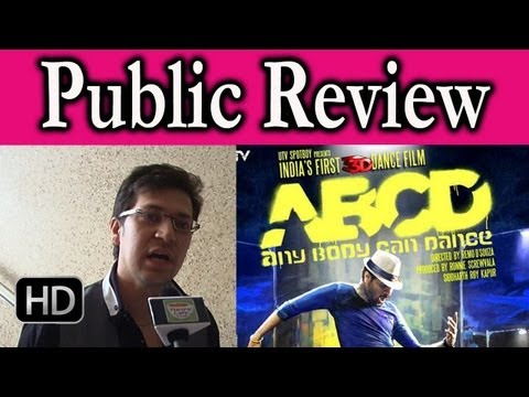 ABCD Public Review - Public Says Faadu Movie - Remo, Salman, Prabhu Deva & Dharmesh