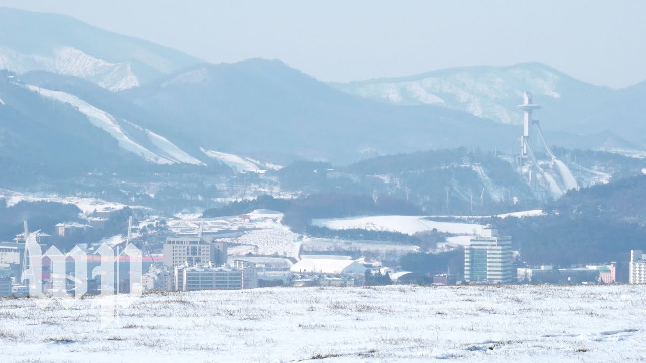 In a tense and windy place, Winter Olympics come to PyeongChang, South Korea