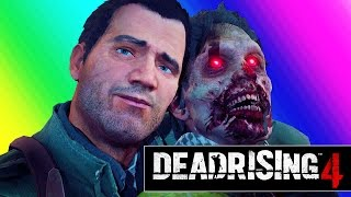 Dead Rising 4 - Random & Chaotic Moments (Gameplay Funny Moments)