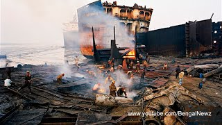 Where Ships Go to Die, Workers Risk Everything In Bangladesh