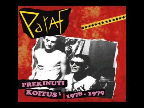 PARAF  Prekinuti Koitus: 1978 - 1979 (full album)