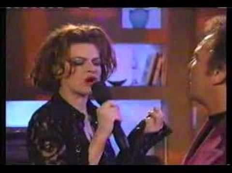 Sandra Bernhard & Tom Jones You're Unbelievable (#4)