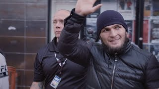 Anatomy of UFC 223: Episode 5 - Khabib & Max Holloway attend Press Conference