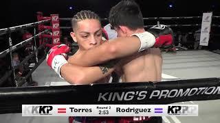 JONATHAN TORRES VS HUGO RODRIGUEZ FULL FIGHT