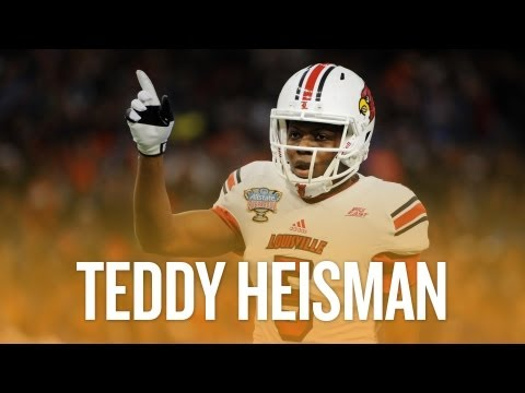 Teddy Bridgewater and 2013 Heisman Power Rankings - The Daily Win