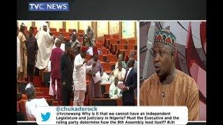 Senator Lawan says senate leadership not do or die affair