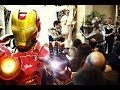 OFFICIAL Epic Wedding Ceremony Battle (Batman, Iron Man & More)