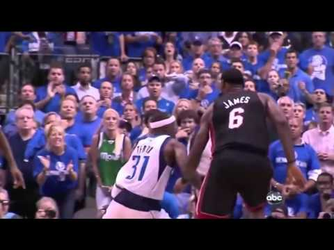 LeBron's Overrated Defense Exposed 2011 NBA Finals