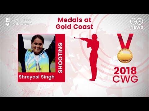 India At CWG 2018