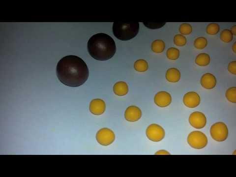 Tutorial girasoli effetto thun di Strega Pasticcia - YouTube