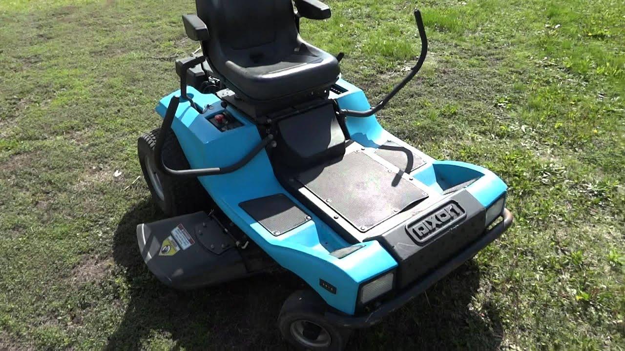 yardworks riding lawn mower manual pdf