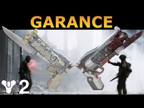 Destiny 2 : Test PVP de la Garance ! Mi Revolver, Mi Impulsion !