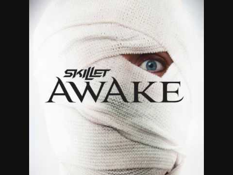 Skillet- Monster W growl (lyrics) - Awake video