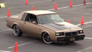 Jason Benson 1986 Buick Regal T-Type 2nd Run 6/4/2016