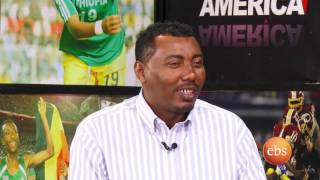 Sport America Interview With Former Basket Ball Player Of Ethiopian National Team  Ojulu Lero Part 2