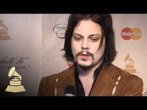 Jack White talks about working on A Tribute To A Coal Miner's Daughter