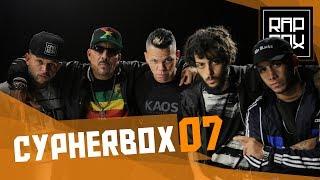 Cypherbox 7 - ADL, CHS, Coruja BC1 & Dexter -